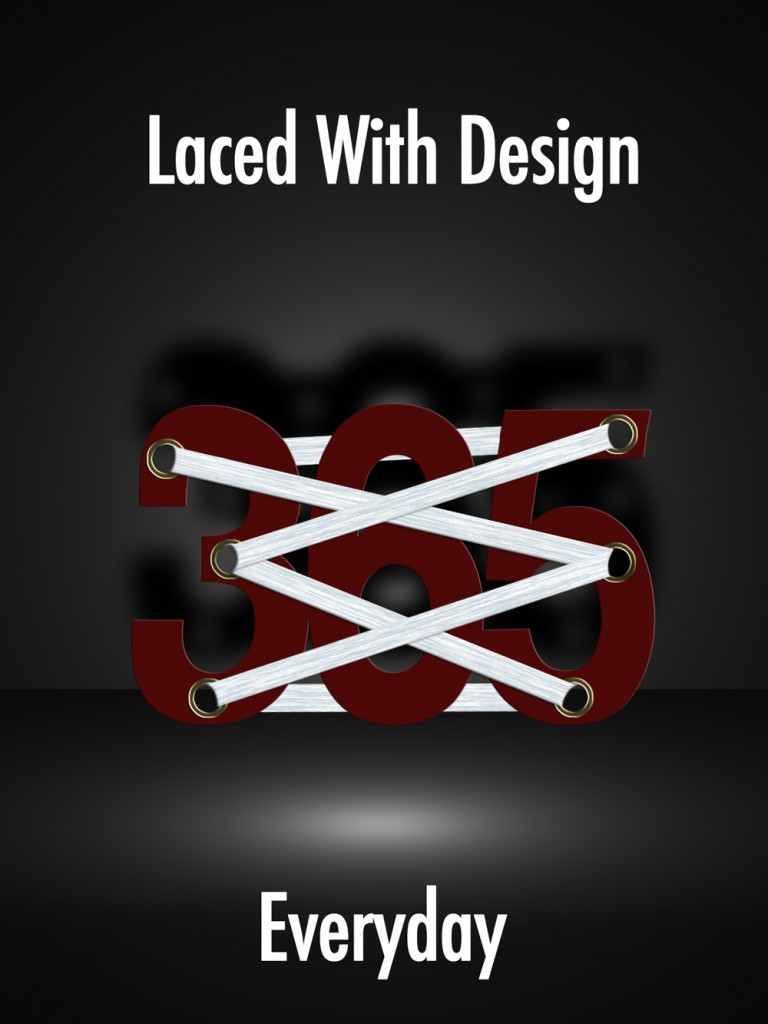 365 Laced with Design