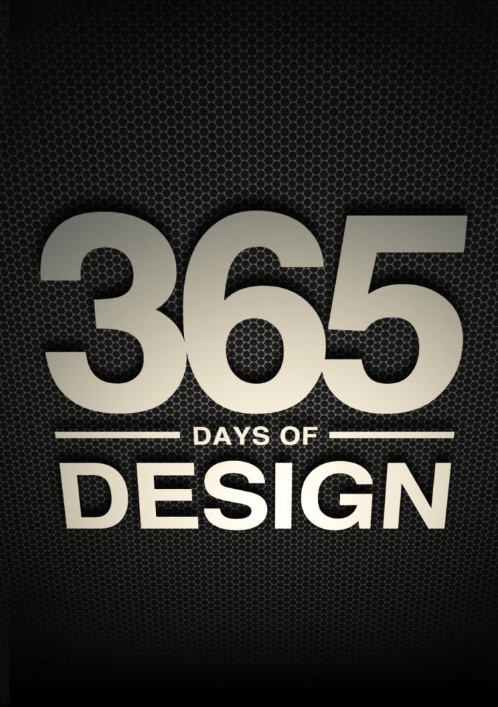 365 Design on Wall