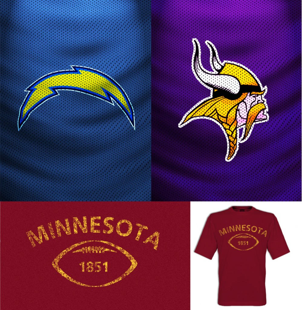 Minnesota Vikings Chargers