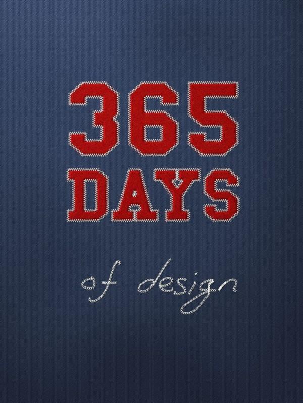 Stitch 365 Days.