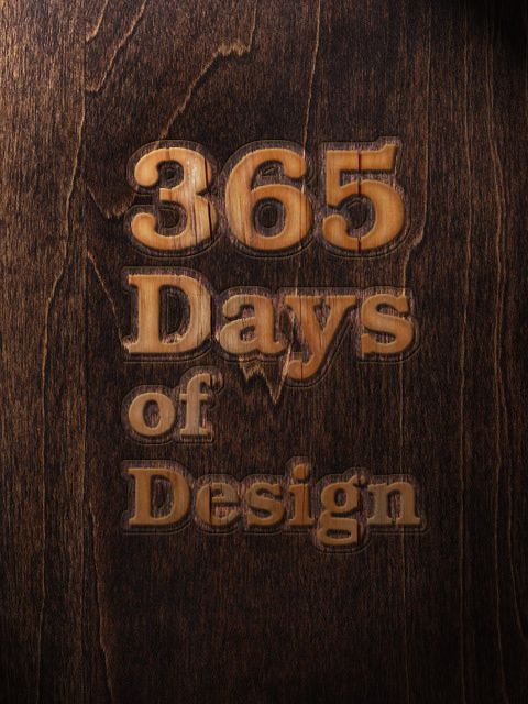 365 Days of Woodwork