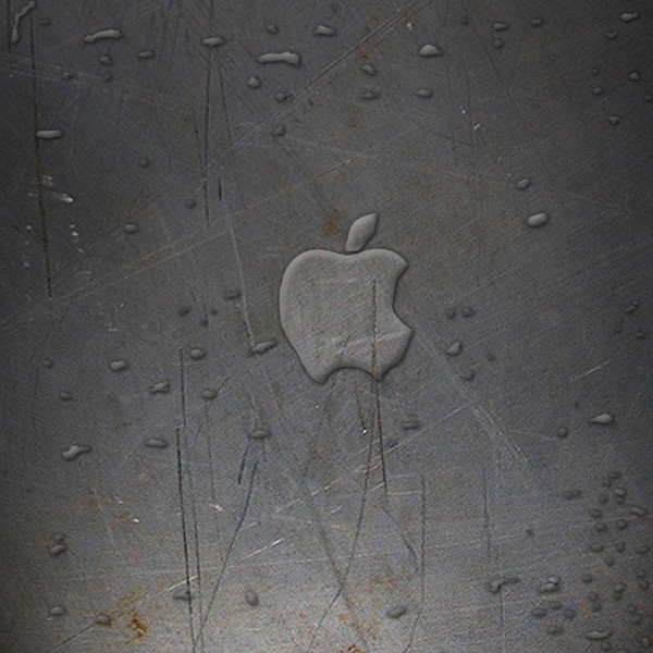 Water Apple - iPad Wallpaper