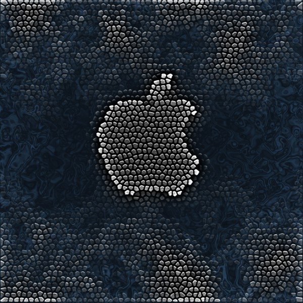 Apple Stone Pool - iPad Wallpaper
