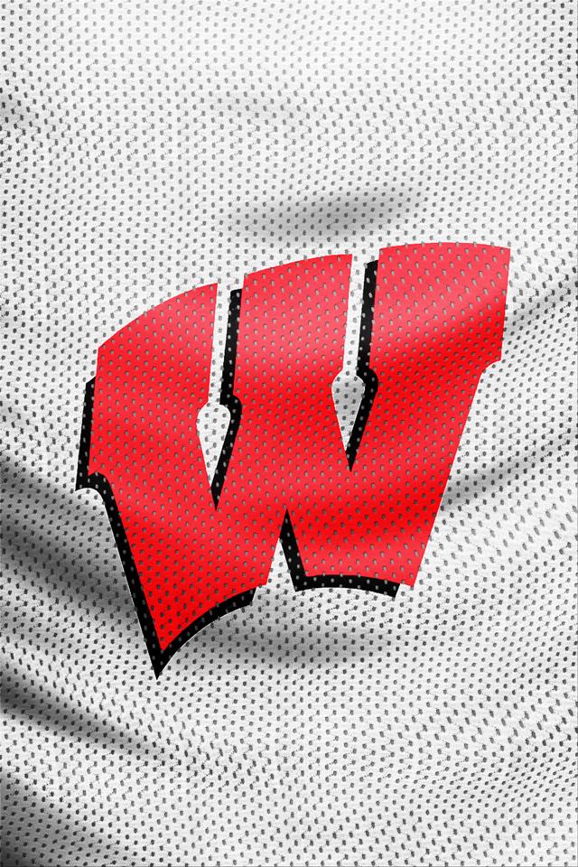 Wisconsin Badger iPhone wallpaper