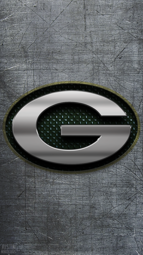 Greenbay Packers Logo iPhone5 Wallpaper